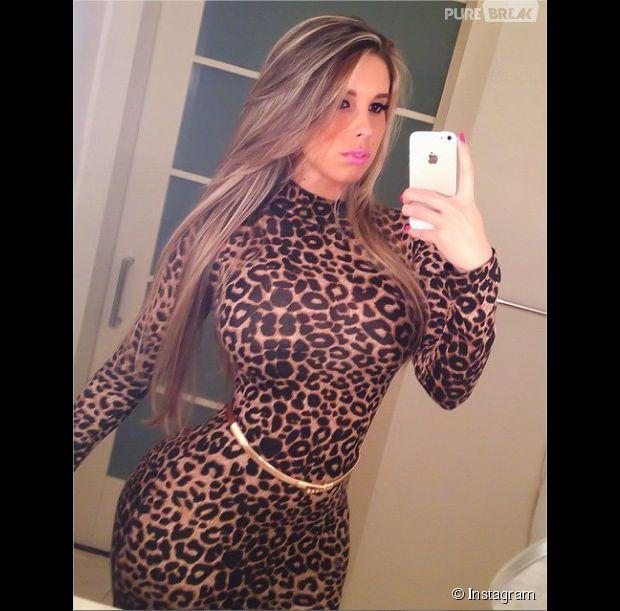 Kathy Ferreiro, star d'Instagram avec ses fesses bien plus grosses que celles de Kim Kardashian