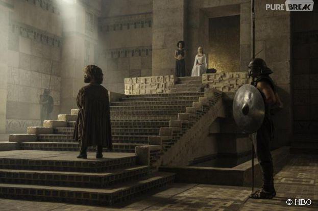 Game of Thrones saison 5 : Tyrion et Daenerys se rencontrent enfin