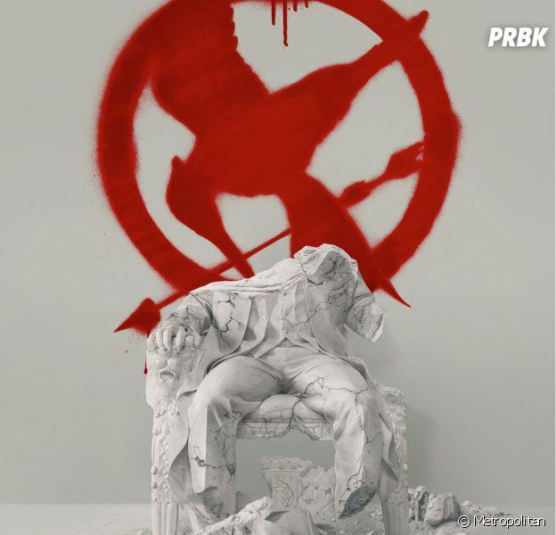 Hunger Games 4 : le Président Snow attaqué par les rebelles sur une affiche exclu