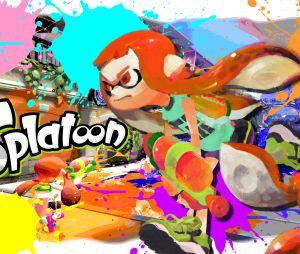 Splatoon est disponible sur Wii U depuis le 29 mai 2015