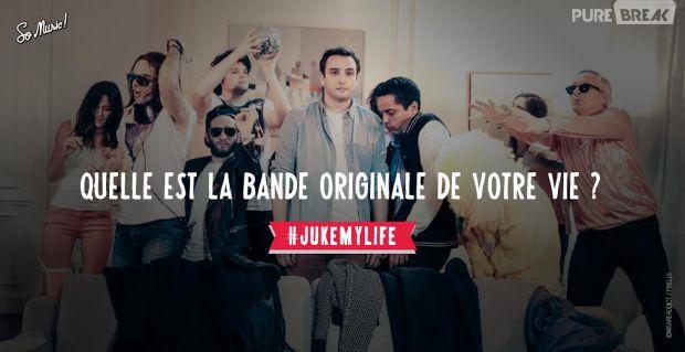 #JukeMyLife : la web-série dont la fin des épisodes est dictée par la musique que VOUS choisissez