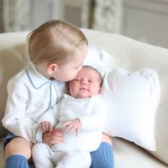Charlotte de Cambridge et George : Kate Middleton et William publient les premières photos adorables