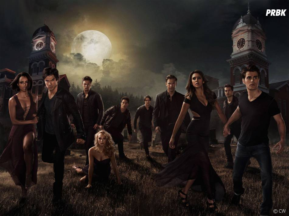 The Vampire Diaries nommée aux Teen Choice Awards 2015