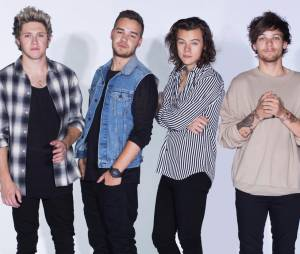 One Direction nommé aux Teen Choice Awards 2015
