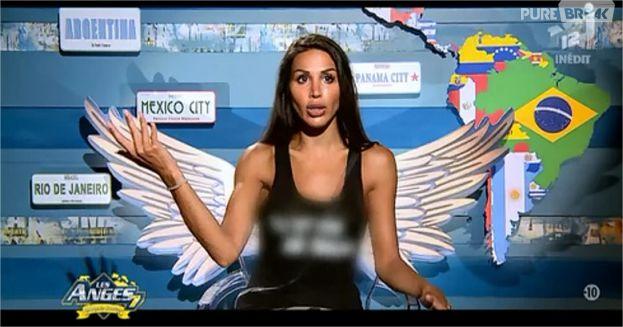 Somayeh (Les Anges 7) : la candidate met un vent à Vincent Queijo