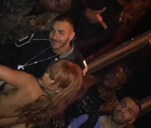 Rihanna et Karim Benzema : nouvelle soirée en duo à Los Angeles ?