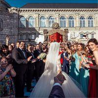Follow me : le couple star d'Instagram s'est marié, les photos sont forcément sublimes
