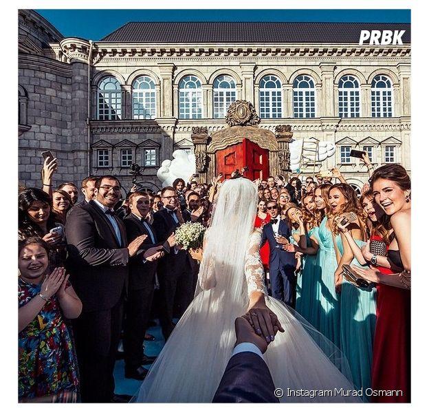 Murad Osmann et Natalia Zakharova : le couple star d'Instagram s'est marié