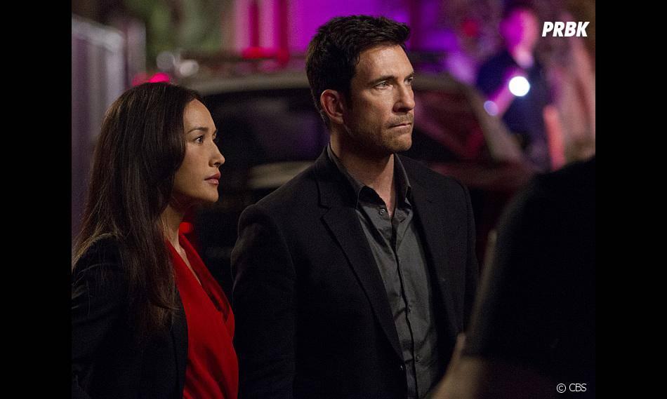 Stalker saison 1 : Dylan McDermott et Maggie Q, un duo détonnant