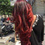 Ayem Nour ose les cheveux rouges : après le blond, son nouveau challenge capillaire coloré