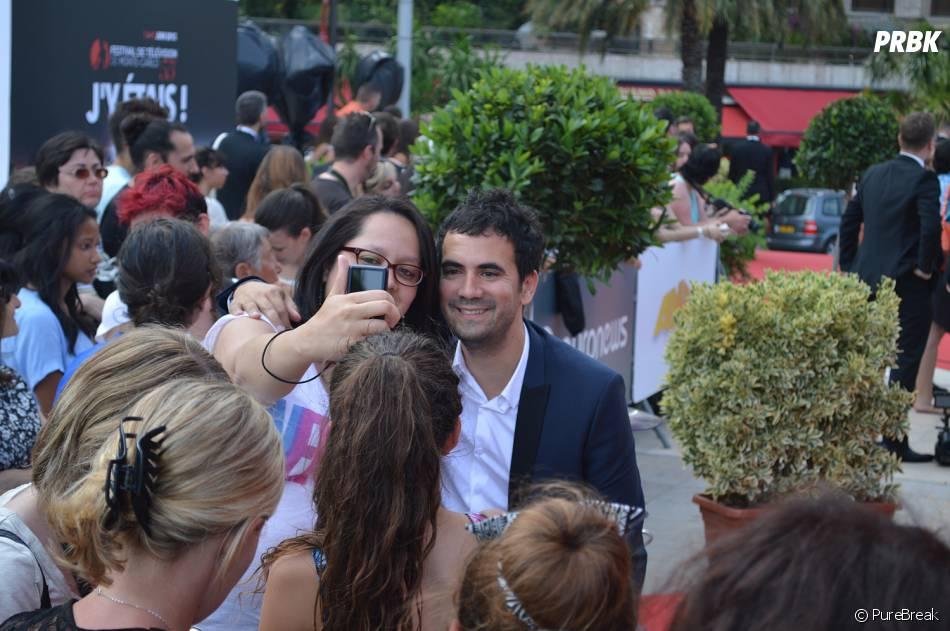 Alex Goude à la cérémonie d'ouverture du 55ème Festival de télévision de Monte Carlo, le 13 juin 2015