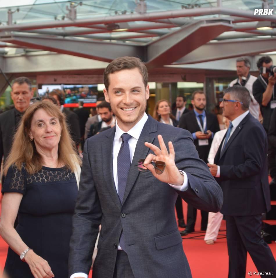 Jesse Lee Soffer (Chicago PD) à la cérémonie d'ouverture du 55ème Festival de télévision de Monte Carlo, le 13 juin 2015
