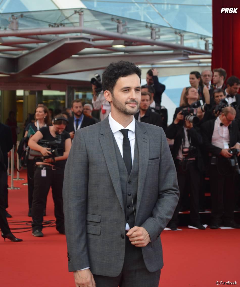 Raphaël Ferret (Profilage) à la cérémonie d'ouverture du 55ème Festival de télévision de Monte Carlo, le 13 juin 2015