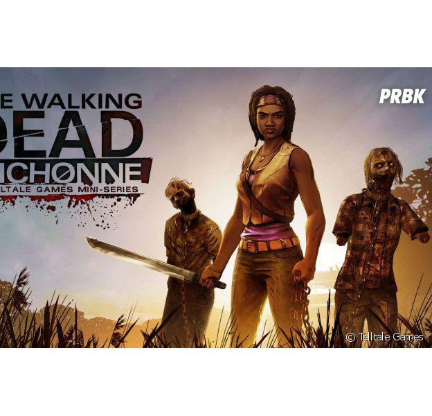 The Walking Dead : un nouveau jeu vidéo centré sur Michonne à venir
