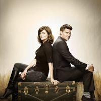 """Bones saison 10 : Booth et Brennan bientôt séparés ? """"Ils vivront des moments difficiles"""""""