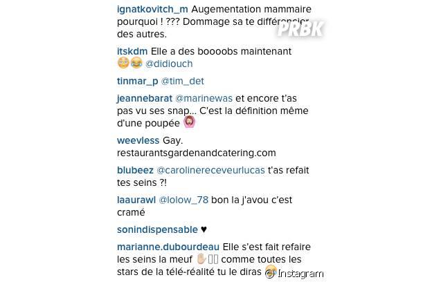 Caroline Receveur : ses seins refaits par chirurgie esthétique ? Les fans s'interrogent sur Instagram