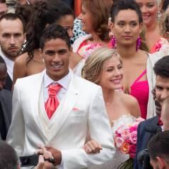 Raphaël Varane et sa belle Camille mariés : le Bleu partage son bonheur sur Twitter