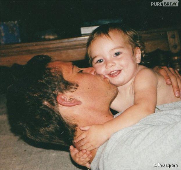 Paul Walker : sa fille Meadow partage des photos inédites dans les bras de son papa