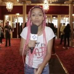 Salomé Je T'aime animatrice : une quotidienne à la télé pendant le Festival Paris Hip Hop