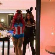 Sacha et Cleofa (Las Vegas Academy) : rapprochement pendant une soirée déguisée sexy