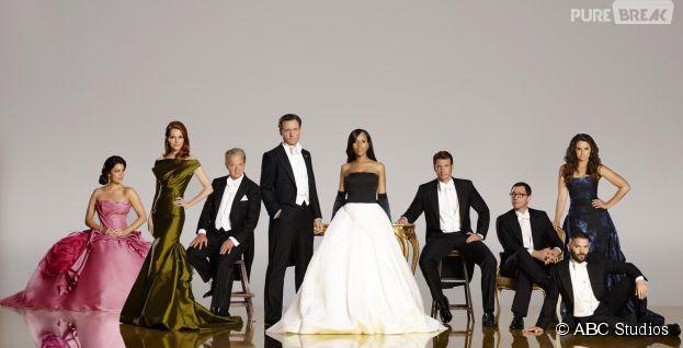 Scandal saison 4 : retour inattendu, trahison, amour... une année mouvementée pour Olivia