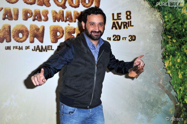 """Cyril Hanouna """"complètement cinglé"""" pour Nadège Beausson-Diagne"""
