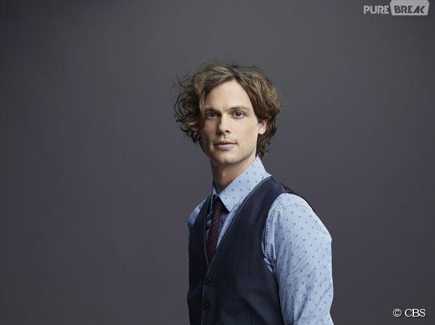 Esprits Criminels saison 10 : Spencer Reid bientôt badass ? Le souhait de Matthew Gray Gubler