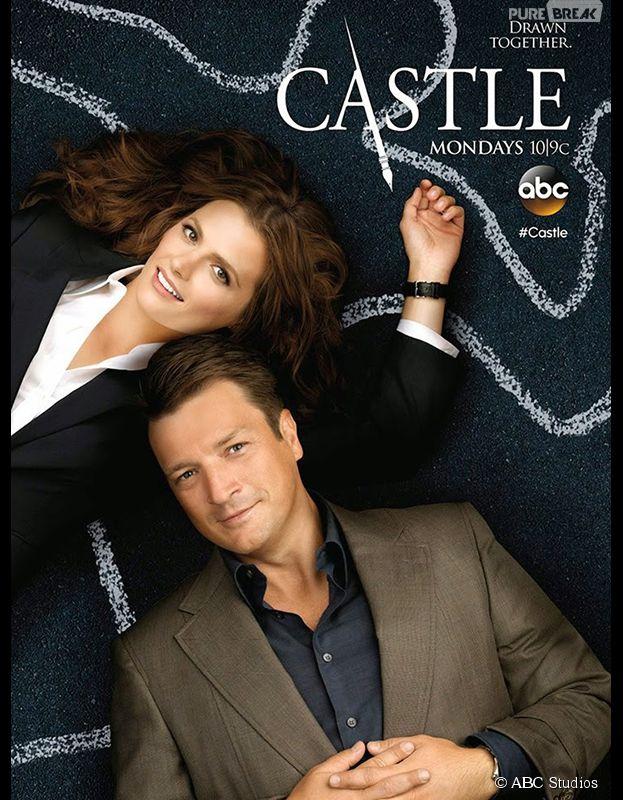 Castle saison 8 : bientôt la fin du couple Rick / Kate ?