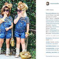 Ava et Everleigh : les bébés mannequins et stars d'Instagram qui ont fait craquer Kim Kardashian