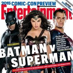 Batman v Superman : les super-héros prêts à se battre, Wonder Woman sexy sur de nouvelles photos