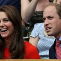 Kate Middleton, David Beckham et son fils Romeo... Les stars heureuses à Wimbledon 2015