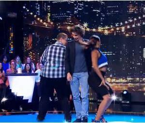 Shy'm sexy sur du Beyoncé dans CSTEP, le 11 juillet 2015 sur TF1