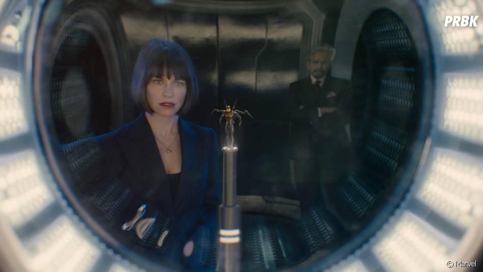 Ant-Man : Evangeline Lily sur une image extraite du film