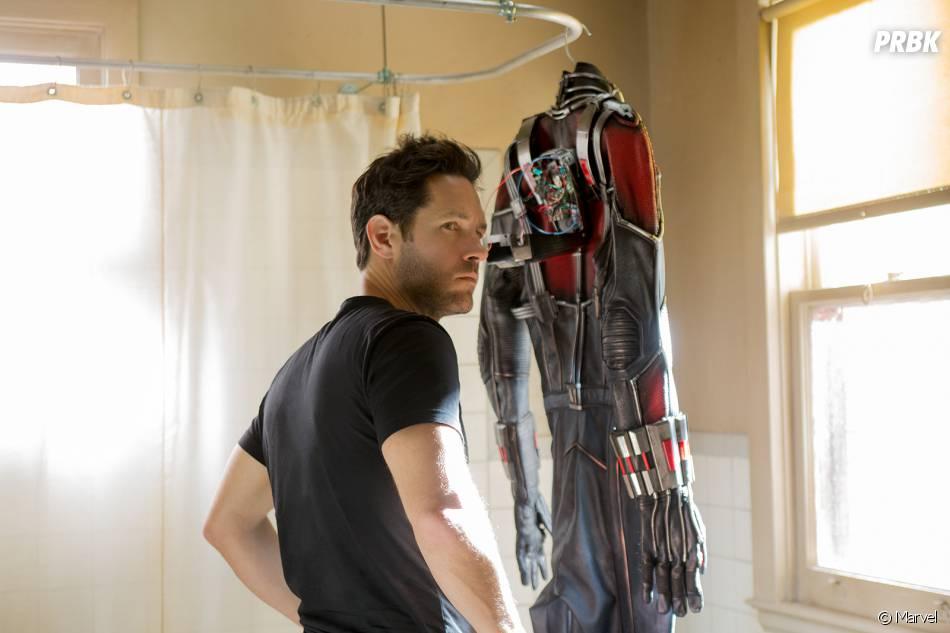 Ant-Man : Paul Rudd incarne l'homme-fourmi