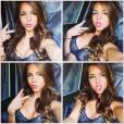 Maddy (Qui veut épouser mon fils 4) brune et sexy sur Instagram