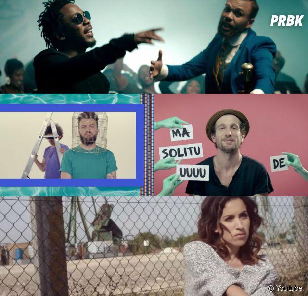 Maude, Igit, TWRR, Jidenna et Kendrick Lamar dans les meilleurs clips de la semaine sur Purebreak, juillet 2015