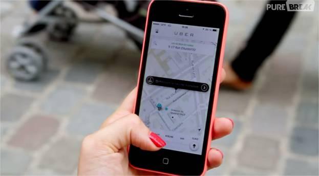 Uber Ice Cream : l'entreprise de chauffeurs privés va vous livrer des glaces le 24 juillet 2015