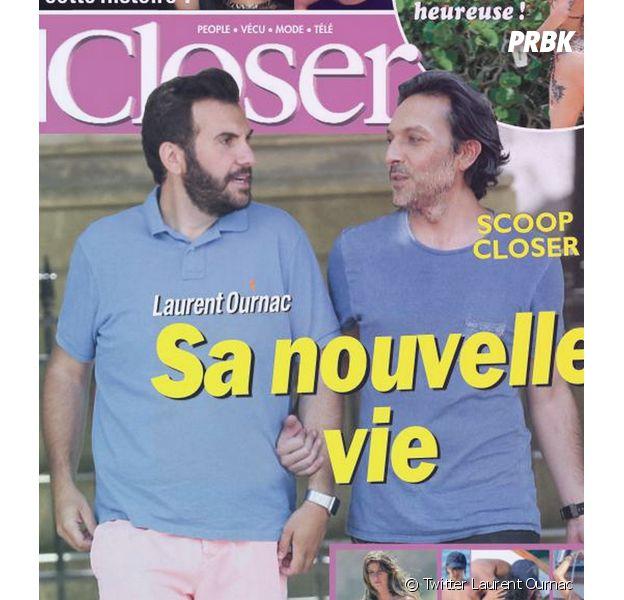 Laurent Ournac va se marier à un homme... au théâtre