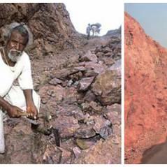 Extraordinaire : par amour pour sa femme, un homme a vraiment déplacé une montagne !