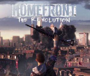 Homefront : The Revolution : trailer gamescom 2015