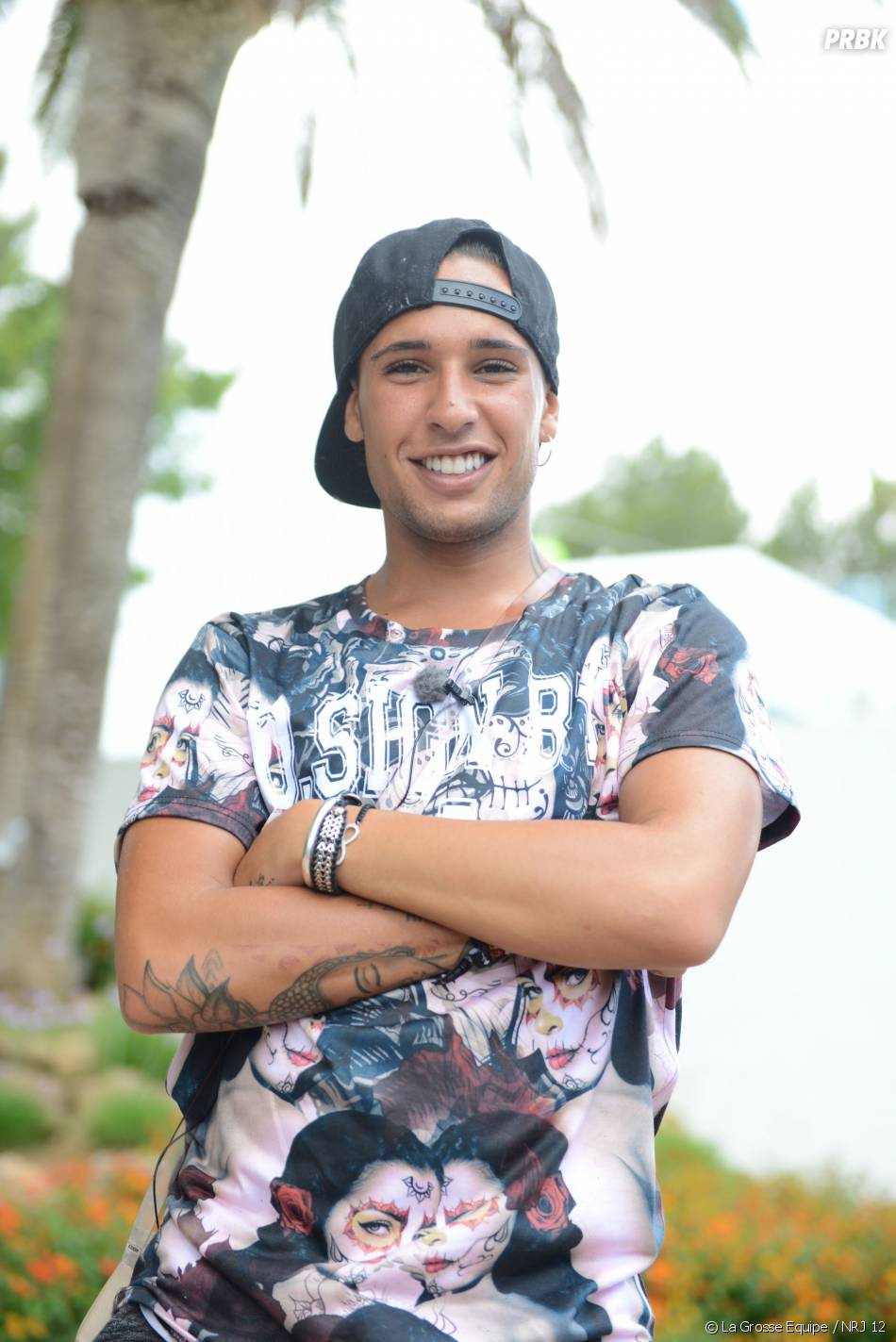 Eddy candidat des Anges All Stars
