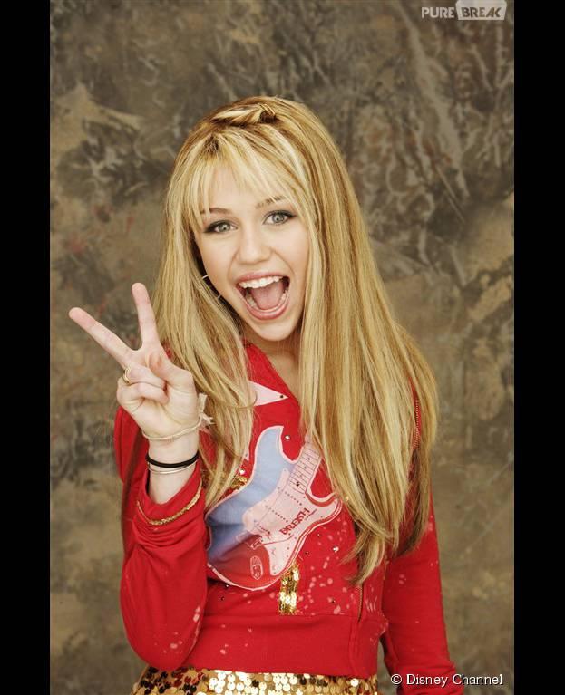 Miley Cyrus tacle Hannah Montana