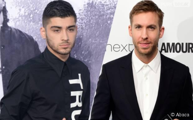 Zayn Malik VS Calvin Harris : gros clash sur Twitter