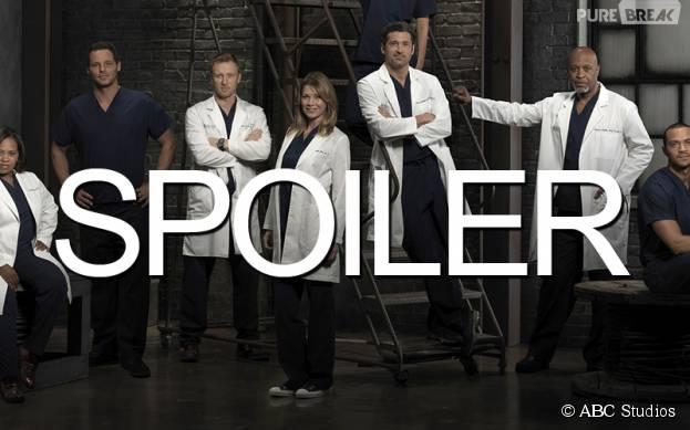 Grey's Anatomy saison 12 : les nouveaux internes prennent la pose