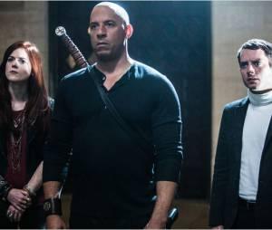 Vin Diesel dans la bande-annonce du film Le dernier chasseur de sorcières
