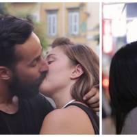 A quoi ressemblent les baisers d'amoureux à travers le monde ? C'est beau l'amour, le vrai...