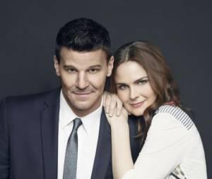 Bones saison 9 : Booth et Brennan très proches sur les photos promo