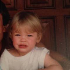 Caroline Receveur : sa photo d'enfance pour répondre aux rumeurs de chirurgie