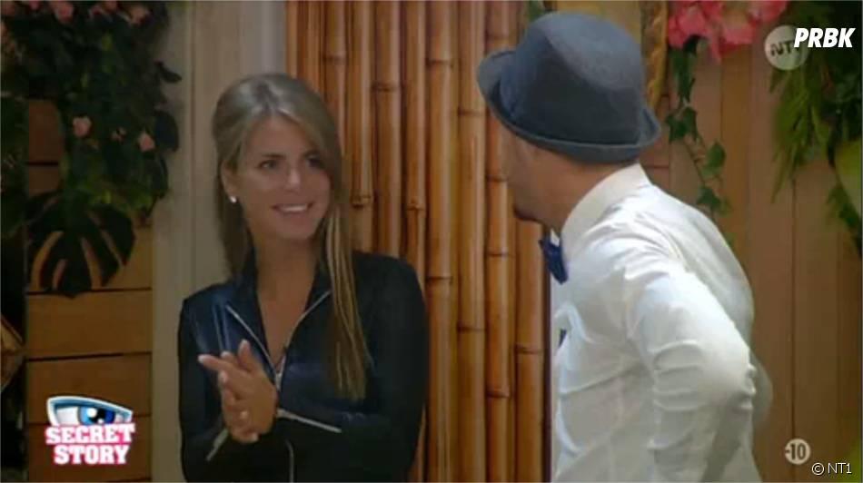 Secret Story 9 : Emilie et Rémi déjà très proches