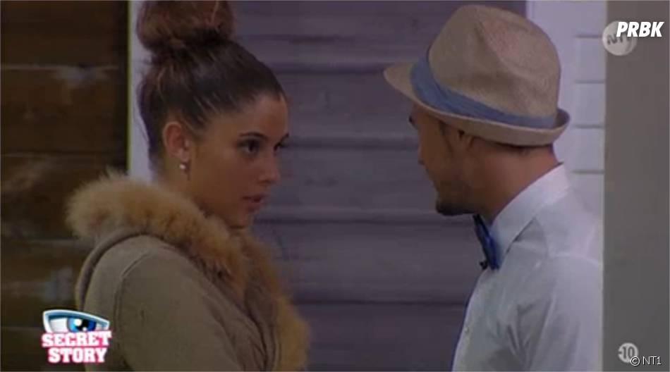 Secret Story 9 : Coralie jalouse de la relation entre Emilie et Rémi